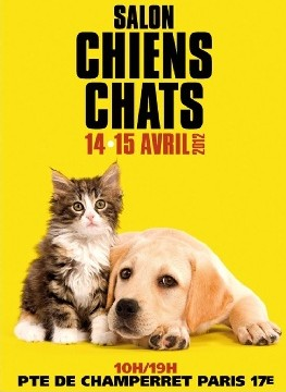 salon chiens chats de paris