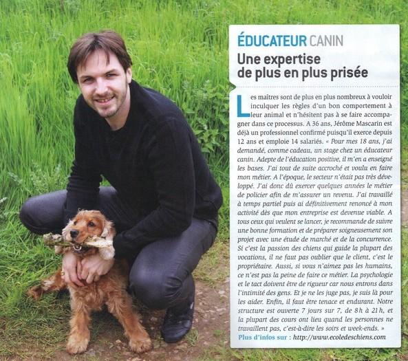 30millionsamis - éducateur canin